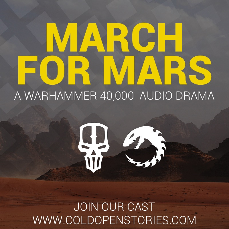March For Mars - Cold Open Stories